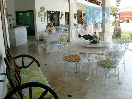 casa no condomínio jardim acapulco , praia de pernambuco - guarujá. com 8 suítes, closet, hidromassagem,...