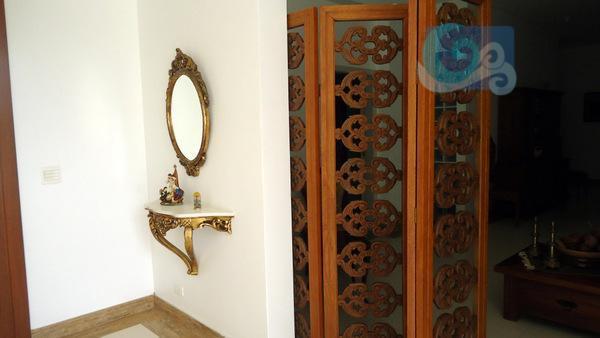 casa no condomínio marina guarujá. mobiliada, 4 dormitórios sendo 2 suítes, sala para 2 ambientes com...