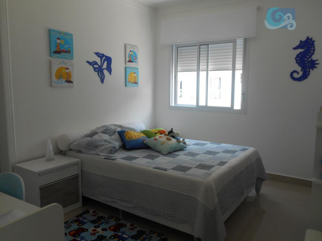 apartamento com vista para o mar, na praia das pitangueiras - guarujá. com 4 suítes, sala...