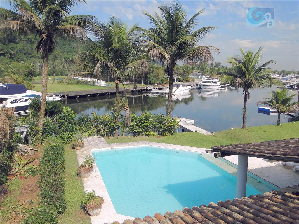 Casa à venda , Condomínio Marina Guarujá - Guarujá