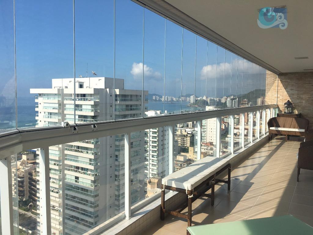 Apartamento à venda, Praia da Enseada, Guarujá.