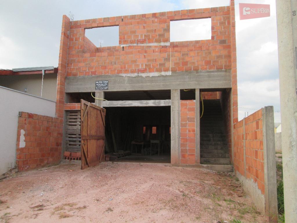 Casa comercial para vender no bairro Residencial Santa Giovana em Jundia SP