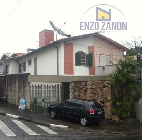 Sobrado  residencial à venda, Rudge Ramos, São Bernardo do Campo.
