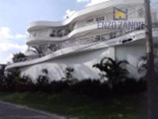 Sobrado Residencial à venda, Swiss Park, São Bernardo do Campo - SO0098.