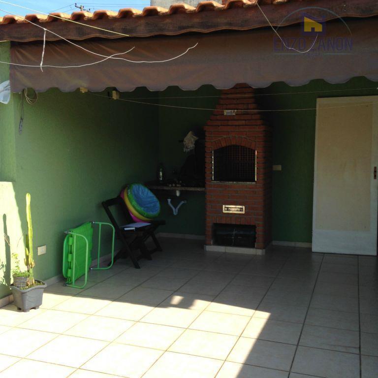 Casa  residencial à venda, Vila Alvinópolis, São Bernardo do Campo.