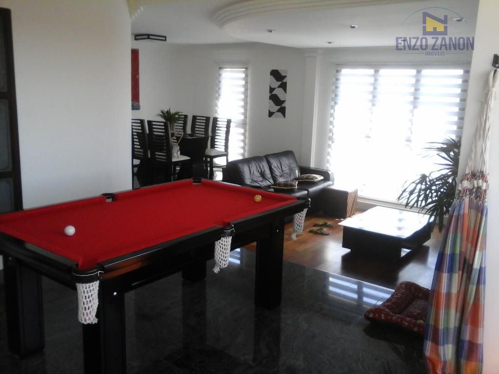 Apartamento  residencial à venda, Jardim Hollywood, São Bernardo do Campo.