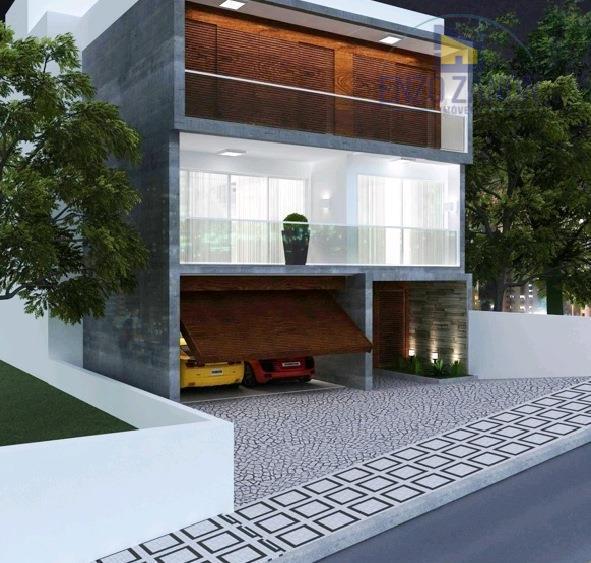 Sobrado  residencial à venda, Parque Anchieta, São Bernardo do Campo.
