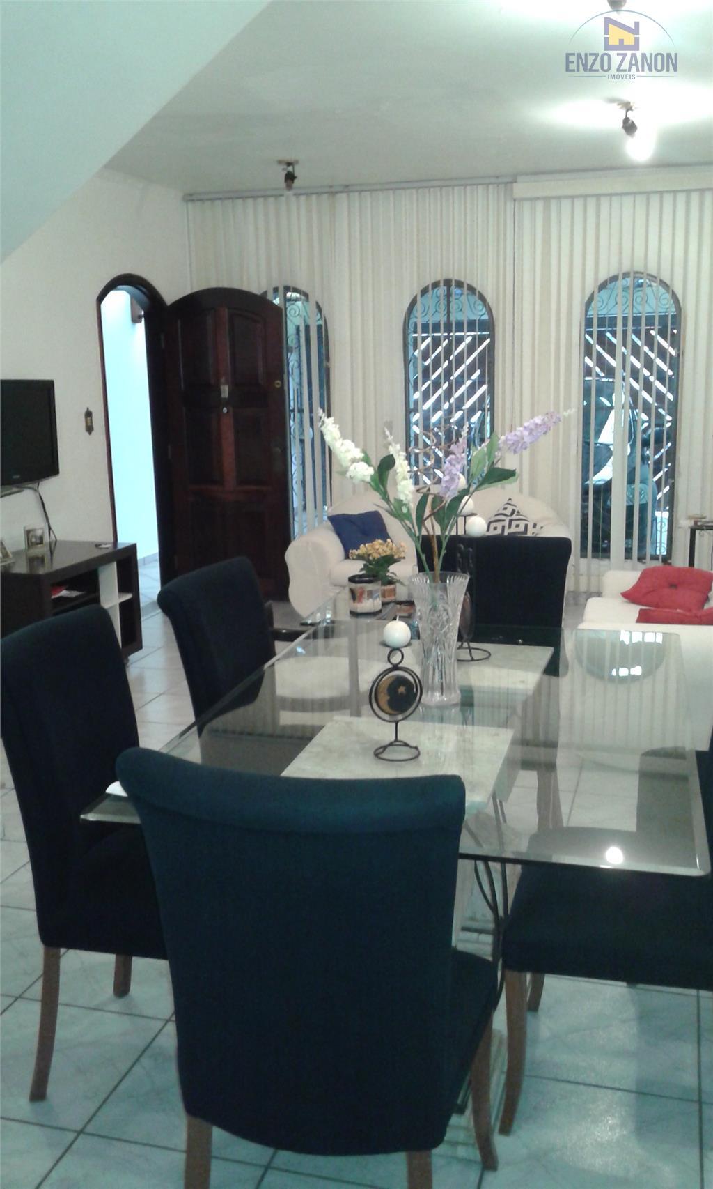 Sobrado residencial à venda, Jardim do Mar, São Bernardo do Campo.