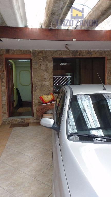 Sobrado residencial à venda, Assunção, São Bernardo do Campo - SO0254.