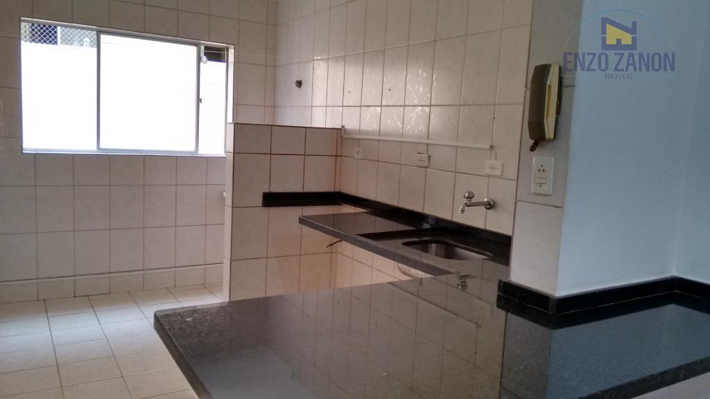 Apartamento residencial à venda, Demarchi, São Bernardo do Campo - AP1110.