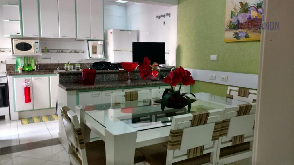 Sobrado residencial à venda, Centro, São Bernardo do Campo - SO0066.