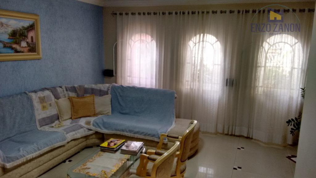 Casa  residencial à venda, Conjunto Residencial Jussara, São Bernardo do Campo.