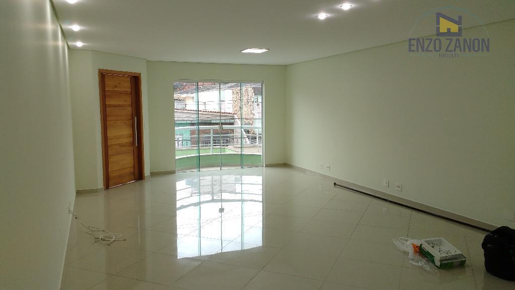 Sobrado residencial à venda, Jardim do Mar, São Bernardo do Campo - SO0101.