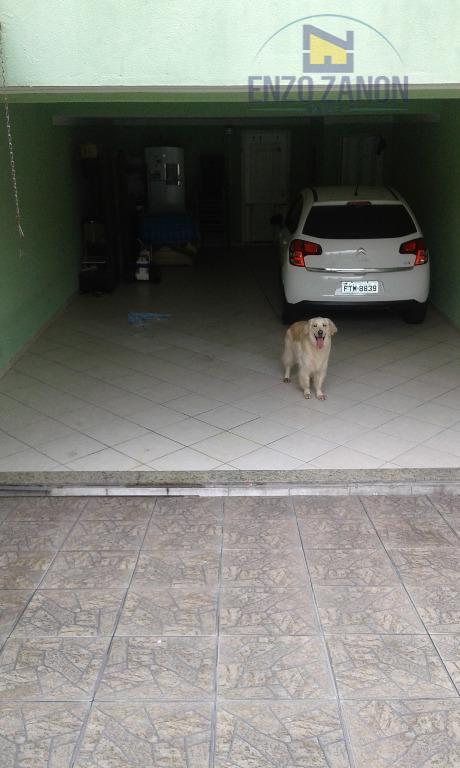 Sobrado  residencial à venda, Jardim Palmeiras, São Bernardo do Campo.