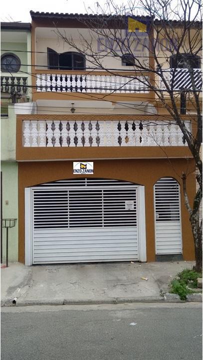 Sobrado residencial à venda, Jardim Palermo, São Bernardo do Campo - SO0159.
