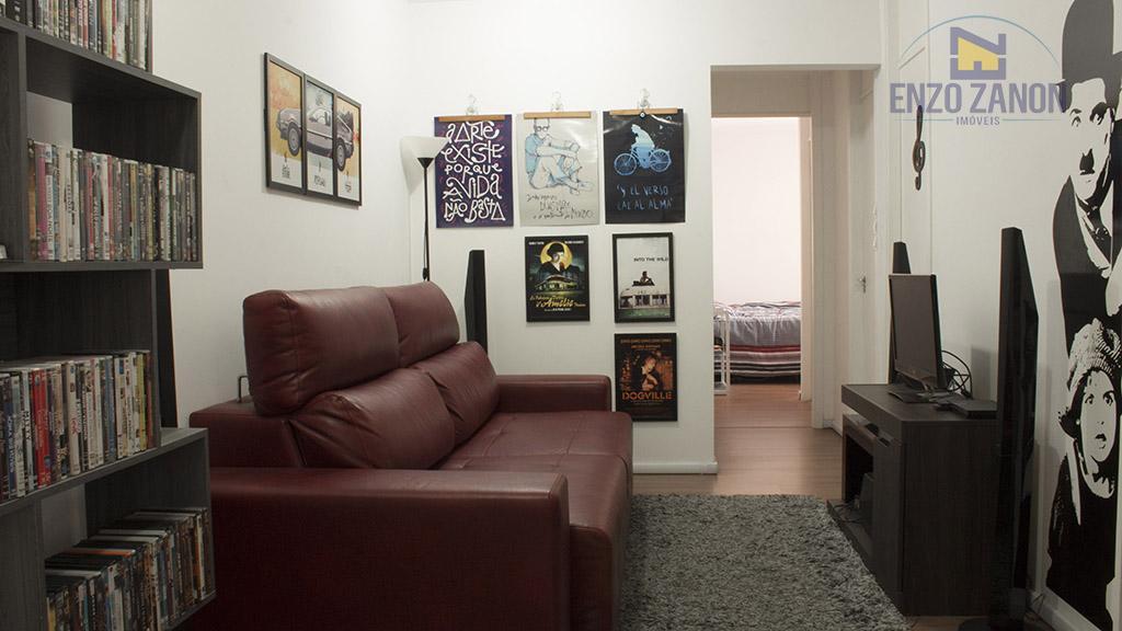Apartamento residencial à venda, Jardim, Santo André - AP0422.