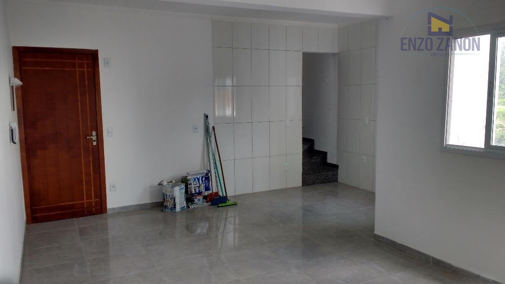 Cobertura residencial à venda, Vila Guaraciaba, Santo André - CO0034.
