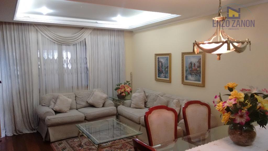 Sobrado residencial à venda, Vila Alvinópolis, São Bernardo do Campo.
