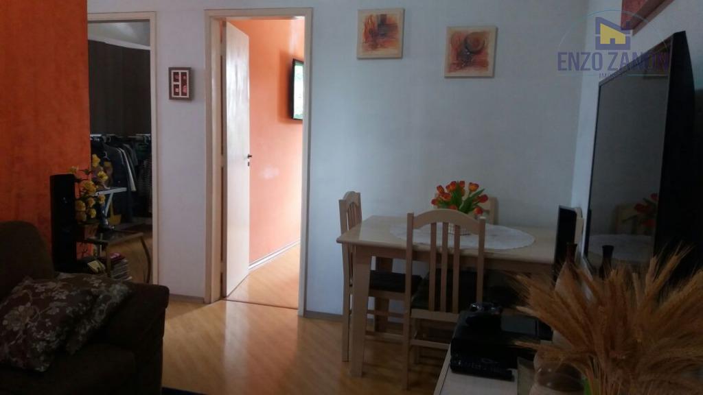 Apartamento residencial à venda, Demarchi, São Bernardo do Campo.