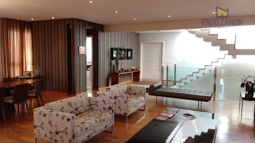 Sobrado residencial à venda, Swiss Park, São Bernardo do Campo.