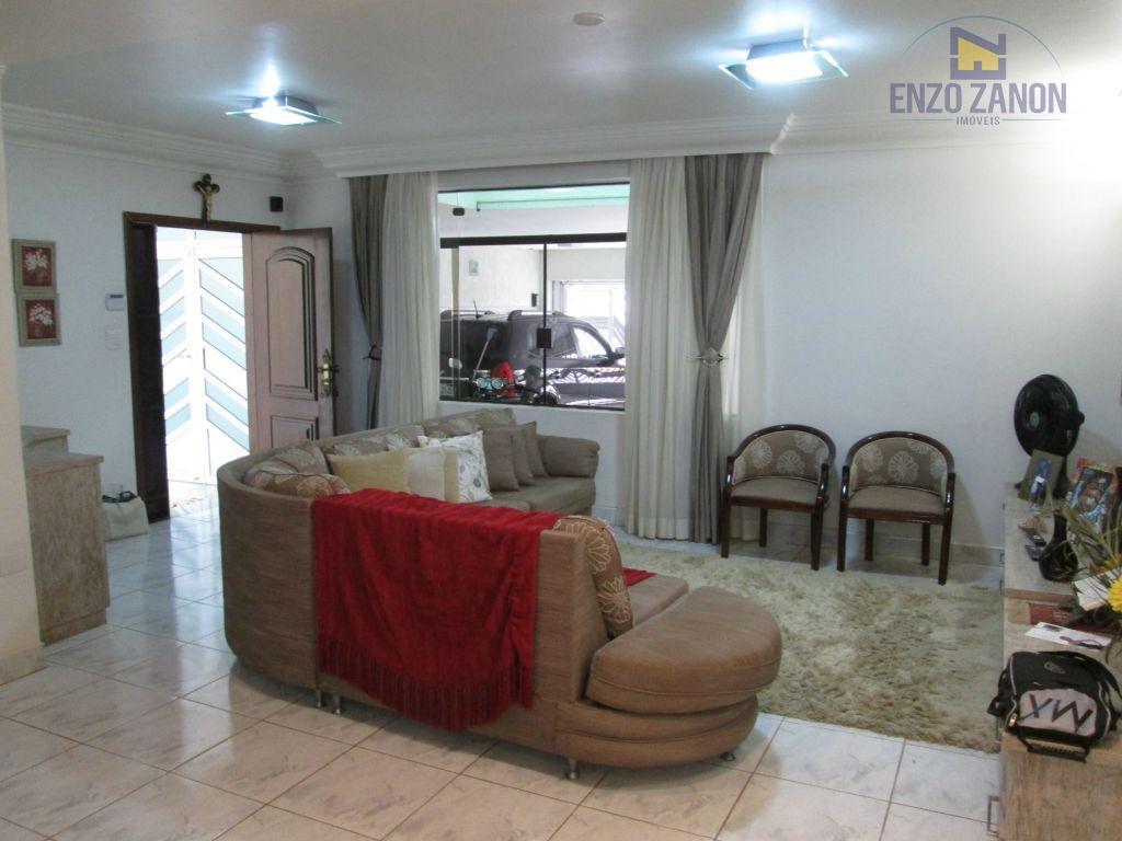 Casa Residencial à venda, Vila Jordanópolis, São Bernardo do Campo - CA0024.
