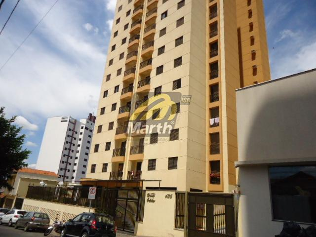 Apartamento residencial à venda, São Dimas, Piracicaba.