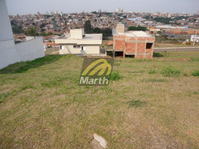terreno residencial em cond. fechado