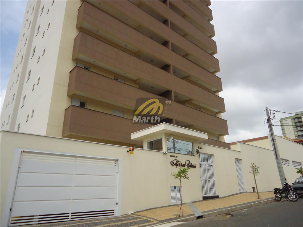 Apartamento  residencial para locação, Vila Monteiro, Piracicaba.