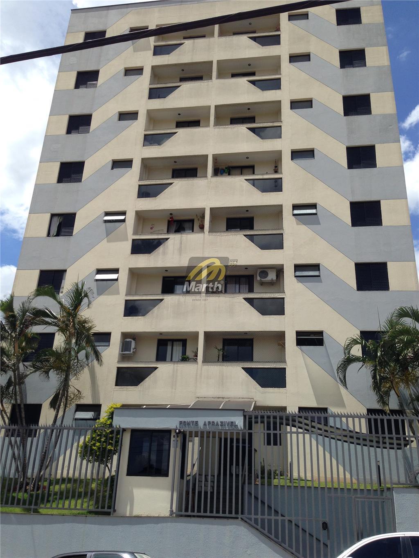 Apartamento  residencial à venda, Higienópolis, Piracicaba.