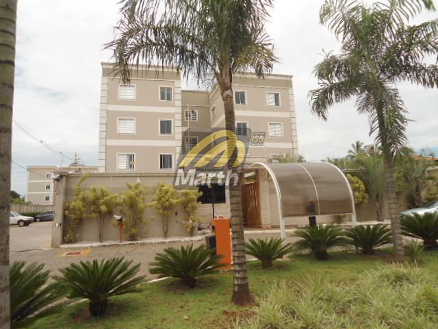 Apartamento residencial para venda e locação, Panorama, Piracicaba - AP0348.