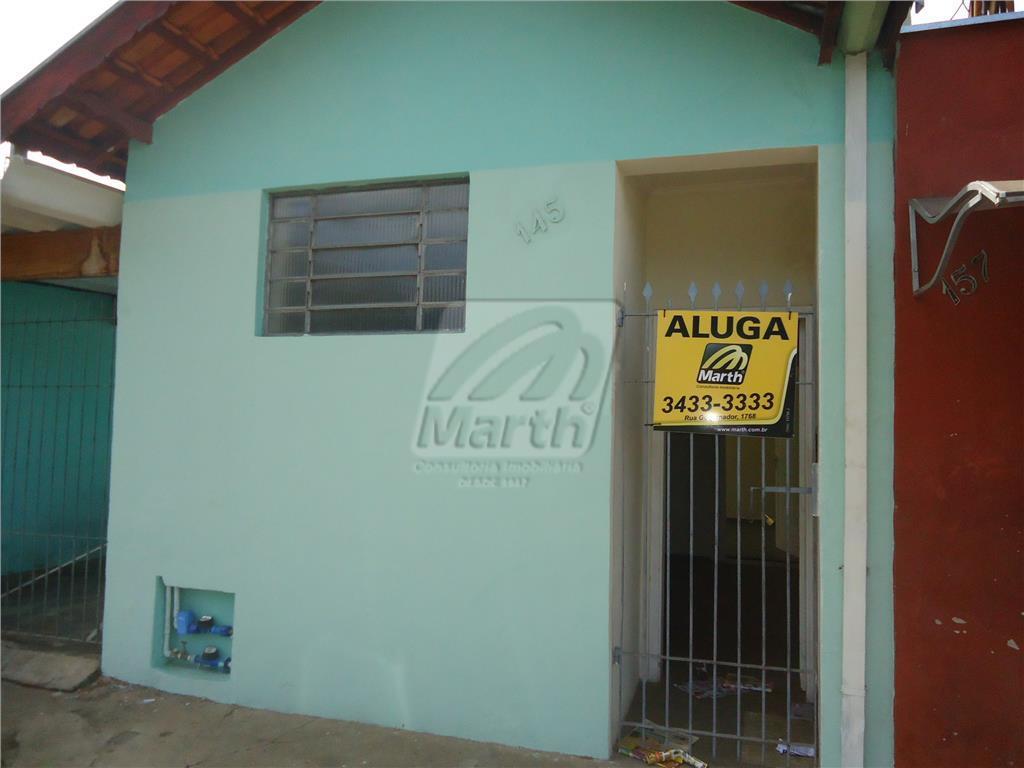 Casa  residencial para locação, Santa Terezinha, Piracicaba.