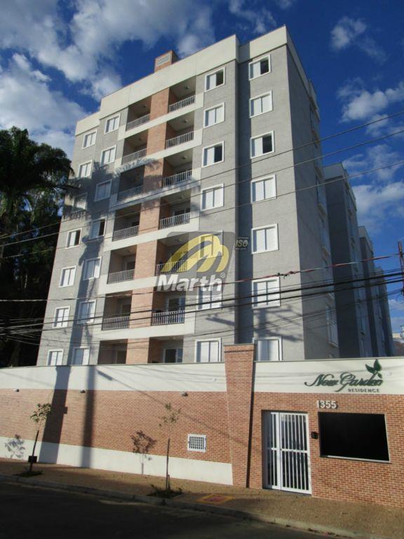 Apartamento residencial à venda, Terra Nova, Piracicaba.