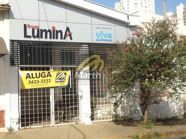 Casa comercial à venda, Centro, Piracicaba.