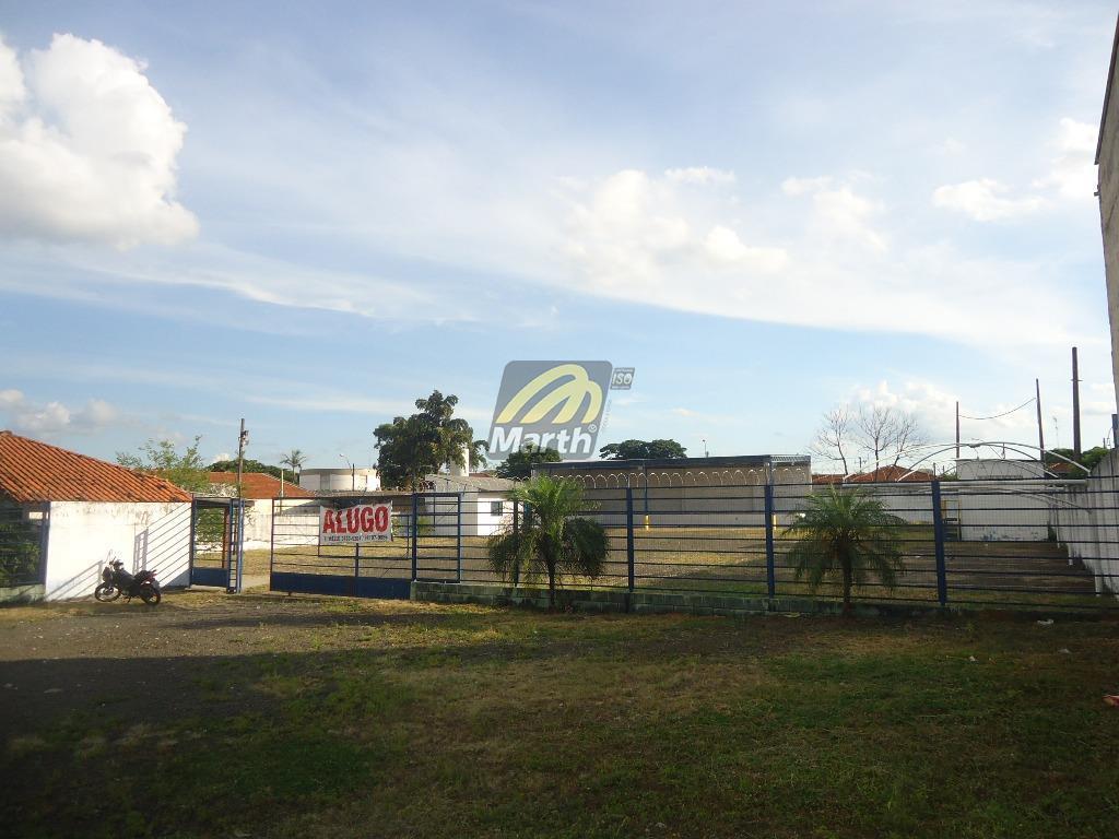 Terreno comercial para locação, Vila Areião, Piracicaba - TE0132.