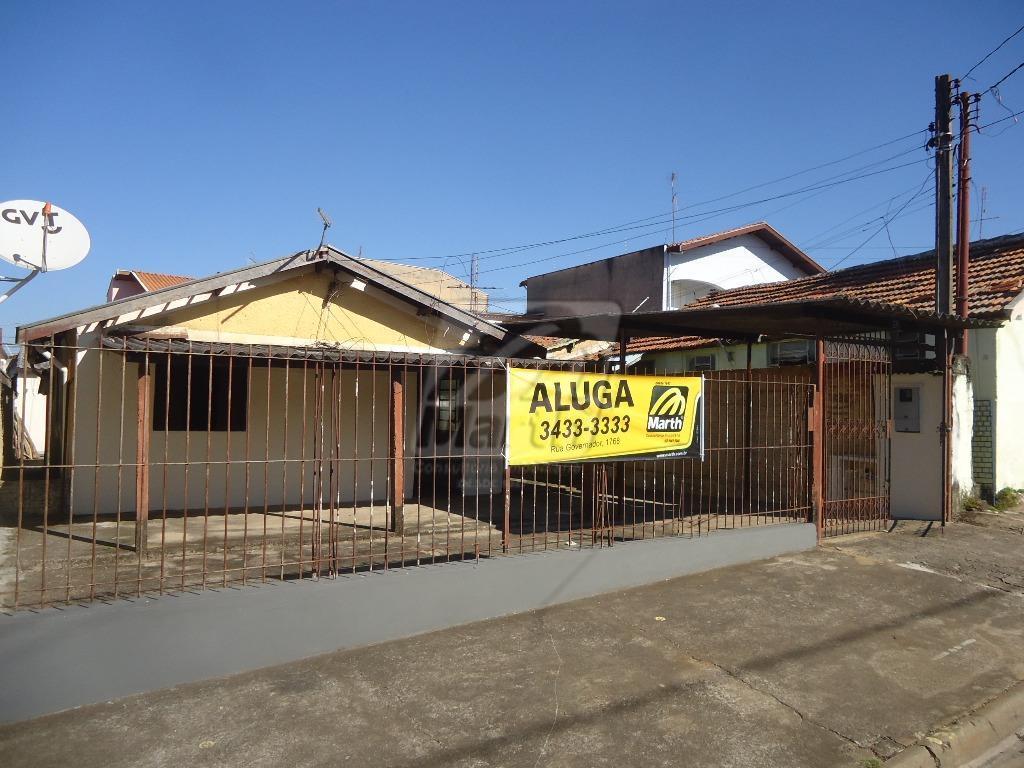 Casa  residencial para locação, Jardim Caxambu, Piracicaba.