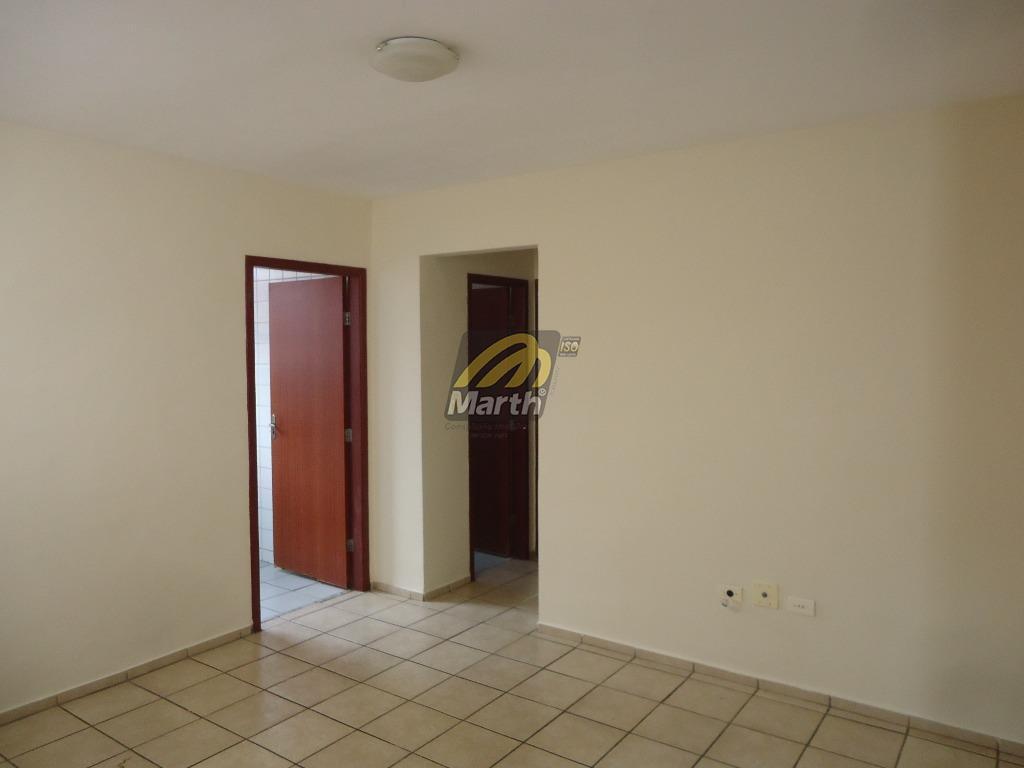 apartamento com 2 dormitórios, banheiro social, sala, cozinha com gabinete, lavanderia e 1 vaga
