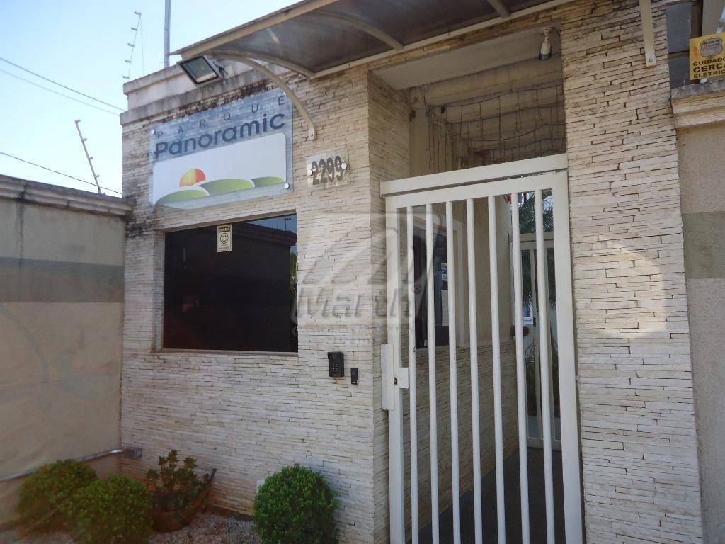 Apartamento  residencial para locação, Panorama, Piracicaba.