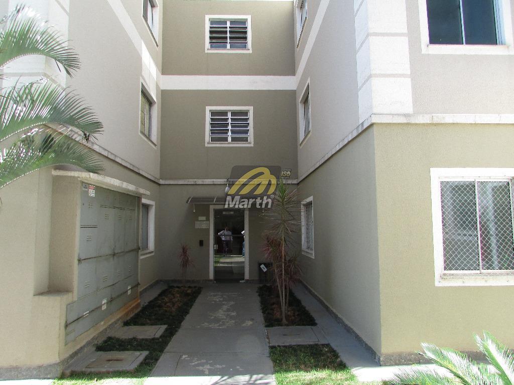 Apartamento  residencial à venda, Panorama, Piracicaba.