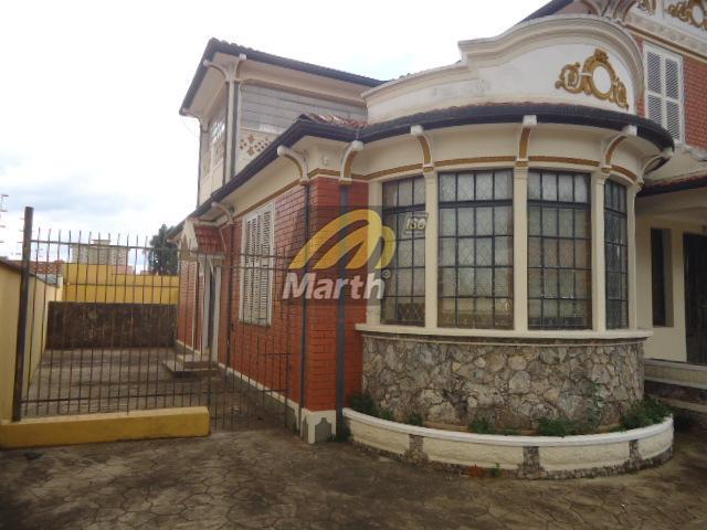 Casa comercial para locação, Paulista, Piracicaba.