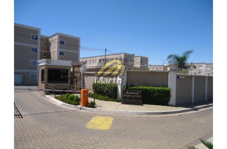 Apartamento residencial para venda e locação, Piracicamirim, Piracicaba - AP1094.