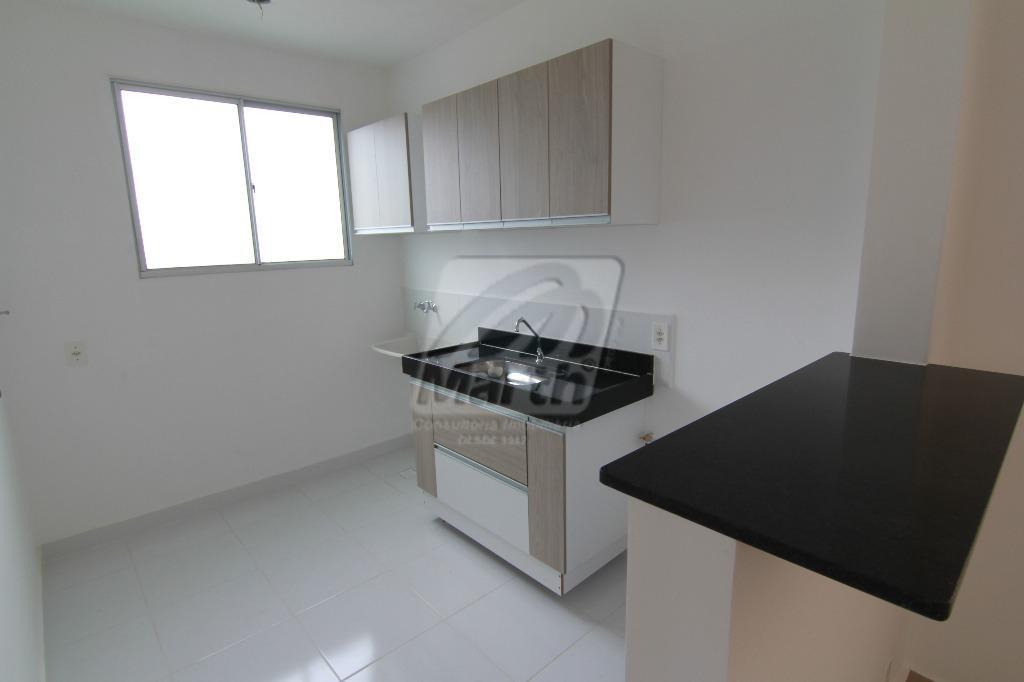 Apartamento residencial à venda, Piracicamirim, Piracicaba.
