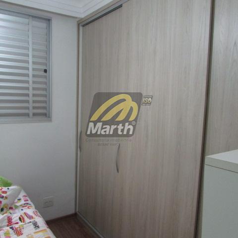 apartamento diferenciado no jardim elite com 03 dormitórios, sendo 01 suite, completo de armários, cozinha completa,...