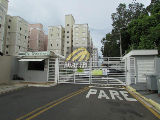 Apartamento residencial à venda, Água Branca, Piracicaba.