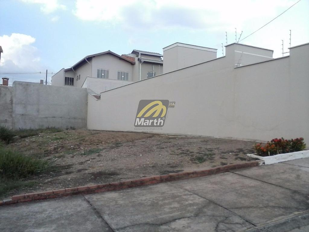 Terreno residencial à venda, São Vicente, Piracicaba.