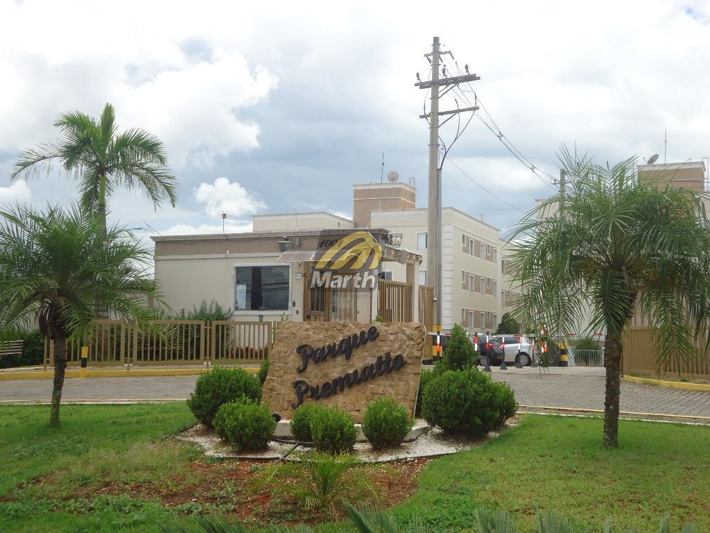 Apartamento residencial à venda, Jardim Petrópolis, Piracicaba.
