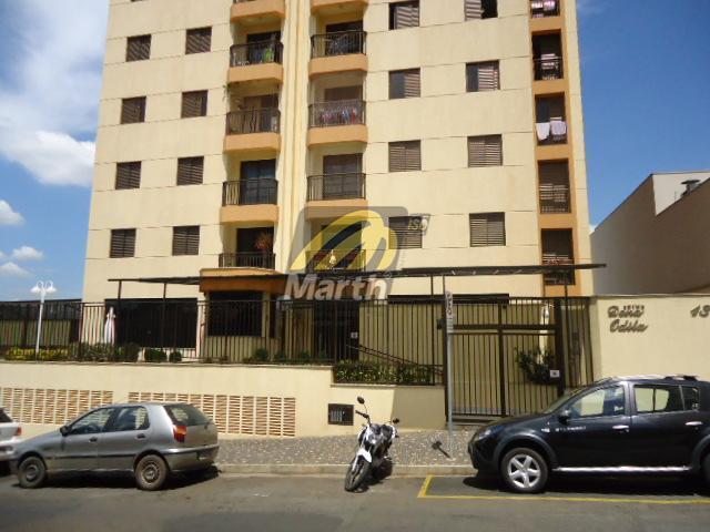 Apartamento residencial para locação, São Dimas, Piracicaba.