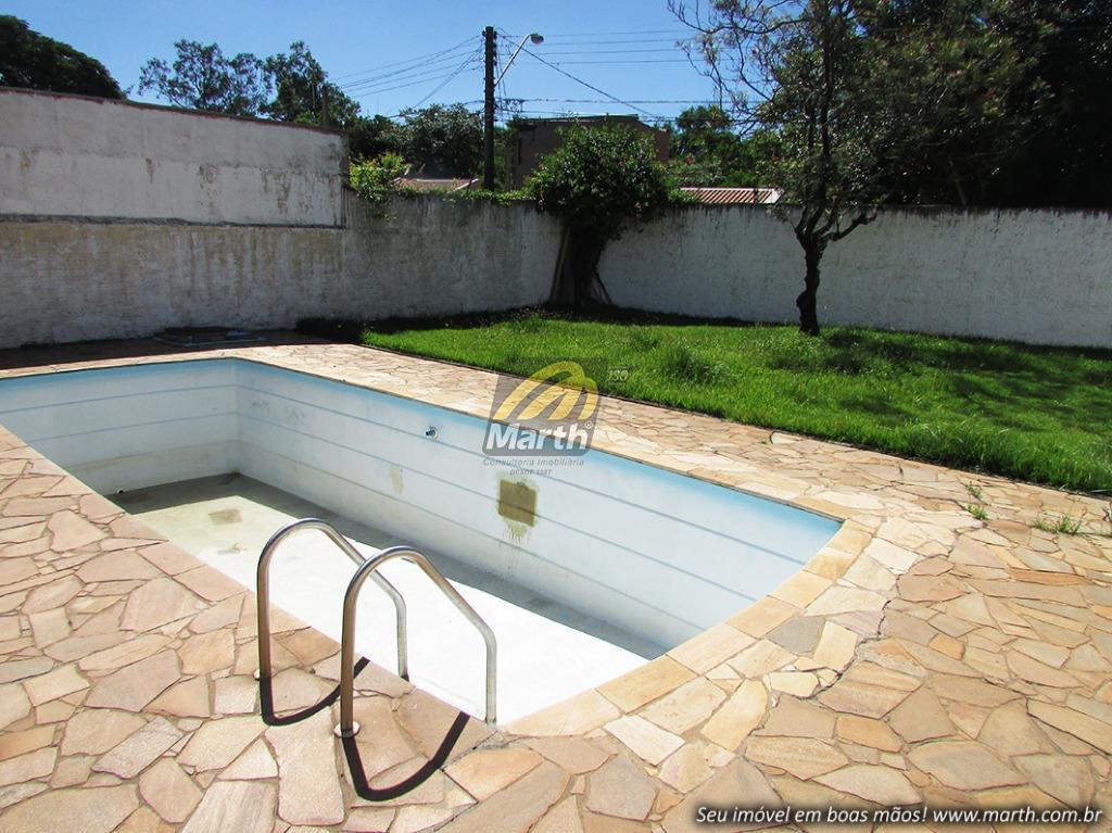 terreno com edicula a venda em piracicaba, bairro santa terezinha, medindo 304 m2, contendo piscina, área...