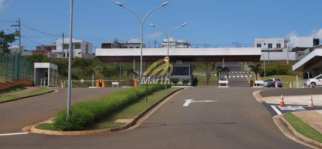 Terreno residencial à venda, Alphaville Piracicaba, Piracicaba.