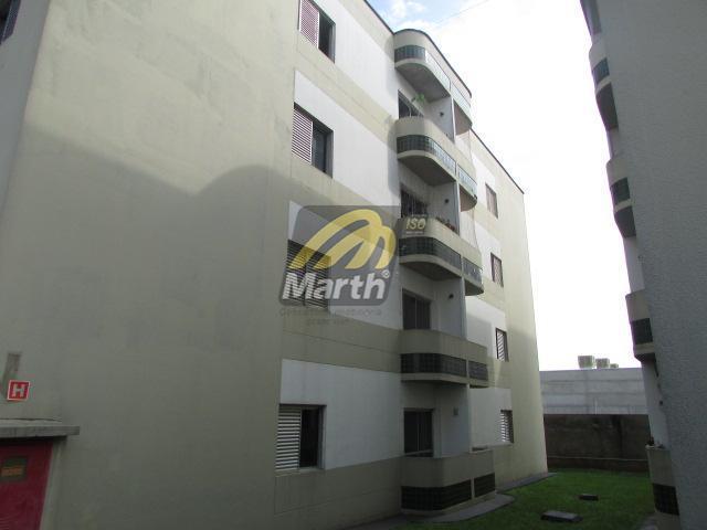 Apartamento residencial à venda, Jardim Caxambu, Piracicaba.
