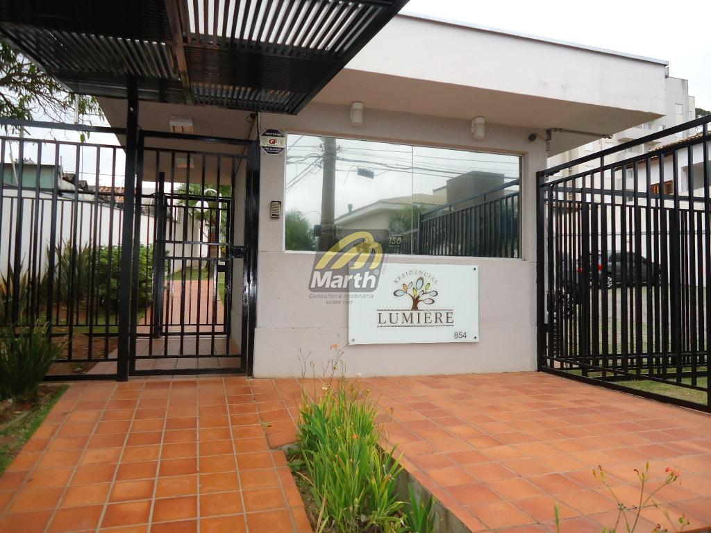 Apartamento residencial para locação, Parque Santa Cecília, Piracicaba.